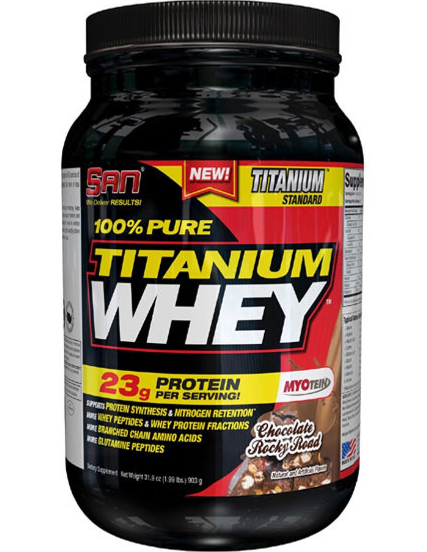 протеин 100 pure titanium whey купить