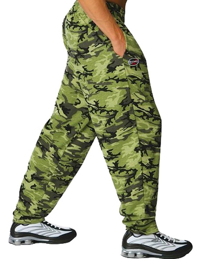 Camo брюки