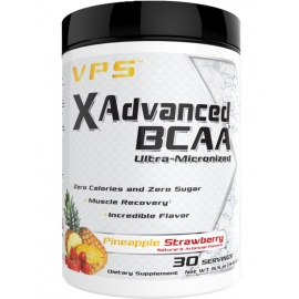 X Advanced BCAA VPS Nutrition