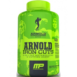 MusclePharm Iron Cuts