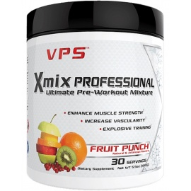 X Mix Professional VPS Nutrition