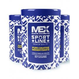 Pure Creatine от Mex Nutrition