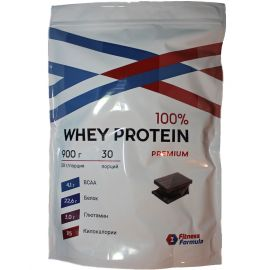 100% Whey Protein Fitness Formula