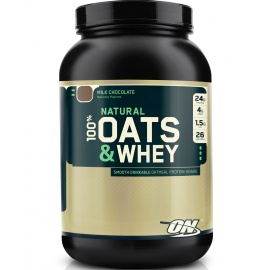 Natural 100% Oats Whey Optimum