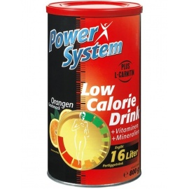 Power System LOW CALORIE DRINK +L-Carnitine