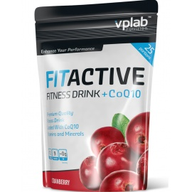 VP Lab FitActive Fitness Drink +Q10