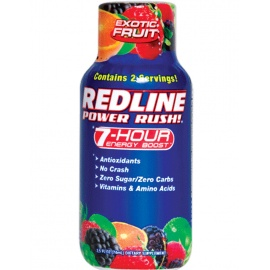 Redline Power Rush VPX