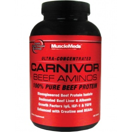 MuscleMeds Beef Aminos