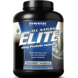 All Natural Elite Whey Protein Dymatize