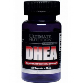 Ultimate Nutrition DHEA 100mg