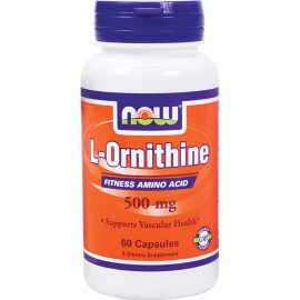 NOW L-Ornithine