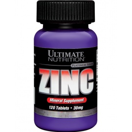 Ultimate Nutrition Zinc 30mg