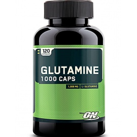 Optimum Glutamine Caps 1000
