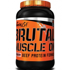 Brutal Muscle On BioTech USA