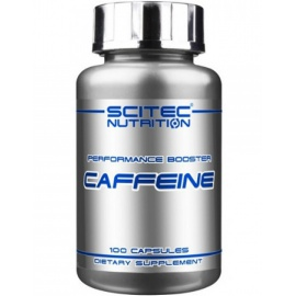 SCITEC CAFFEINE PERFORMANCE BOOSTER