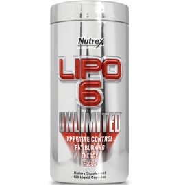Lipo 6 Unlimited от Nutrex