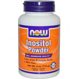 NOW Inositol Powder