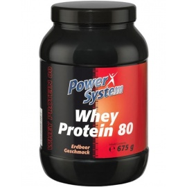 Power System PROTEIN 80 PLUS