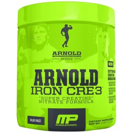 MusclePharm Iron CRE3 Arnold Series