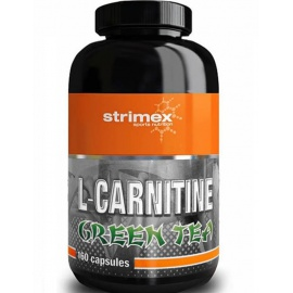 Strimex L-Carnitine + Green Tea