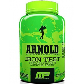 Arnold Iron Test от MusclePharm