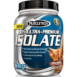 100% Ultra-Premium Isolate MuscleTech