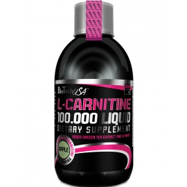BioTech USA L-Carnitine Liquid 100 000 mg
