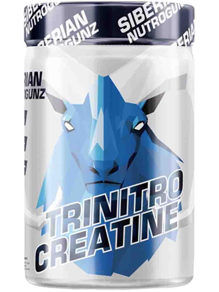 Креатин Siberian Nutrogunz TriNitro Creatine 2.0 225 гр. вишня