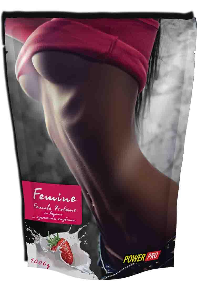 Протеины POWER PRO Femine 1000 гр. труффалье