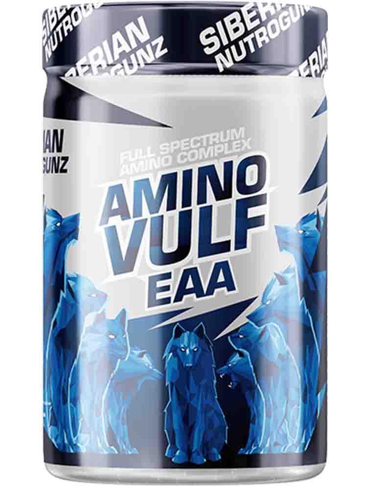 Аминокислоты Siberian Nutrogunz Amino Vulf EAA 225 гр. экзотик