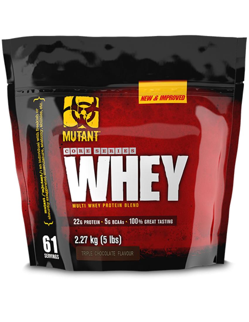 Протеины Mutant Mutant Whey 2270 гр. ваниль