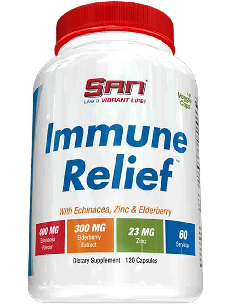 Препараты для здоровья SAN Immune Relief 120 капс.