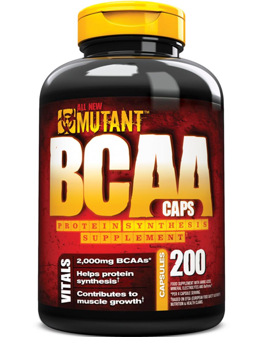 BCAA Mutant Mutant BCAA 200 капс.