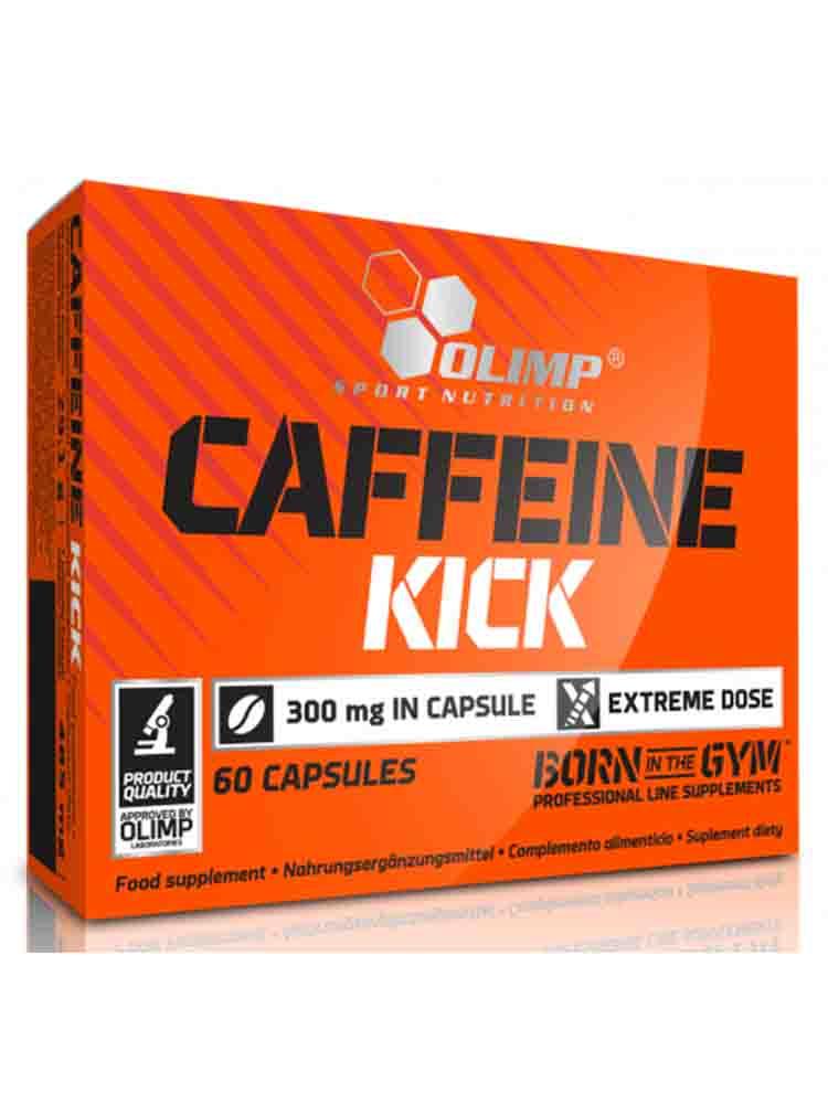 Энергетики Olimp Caffeine Kick 60 капс.