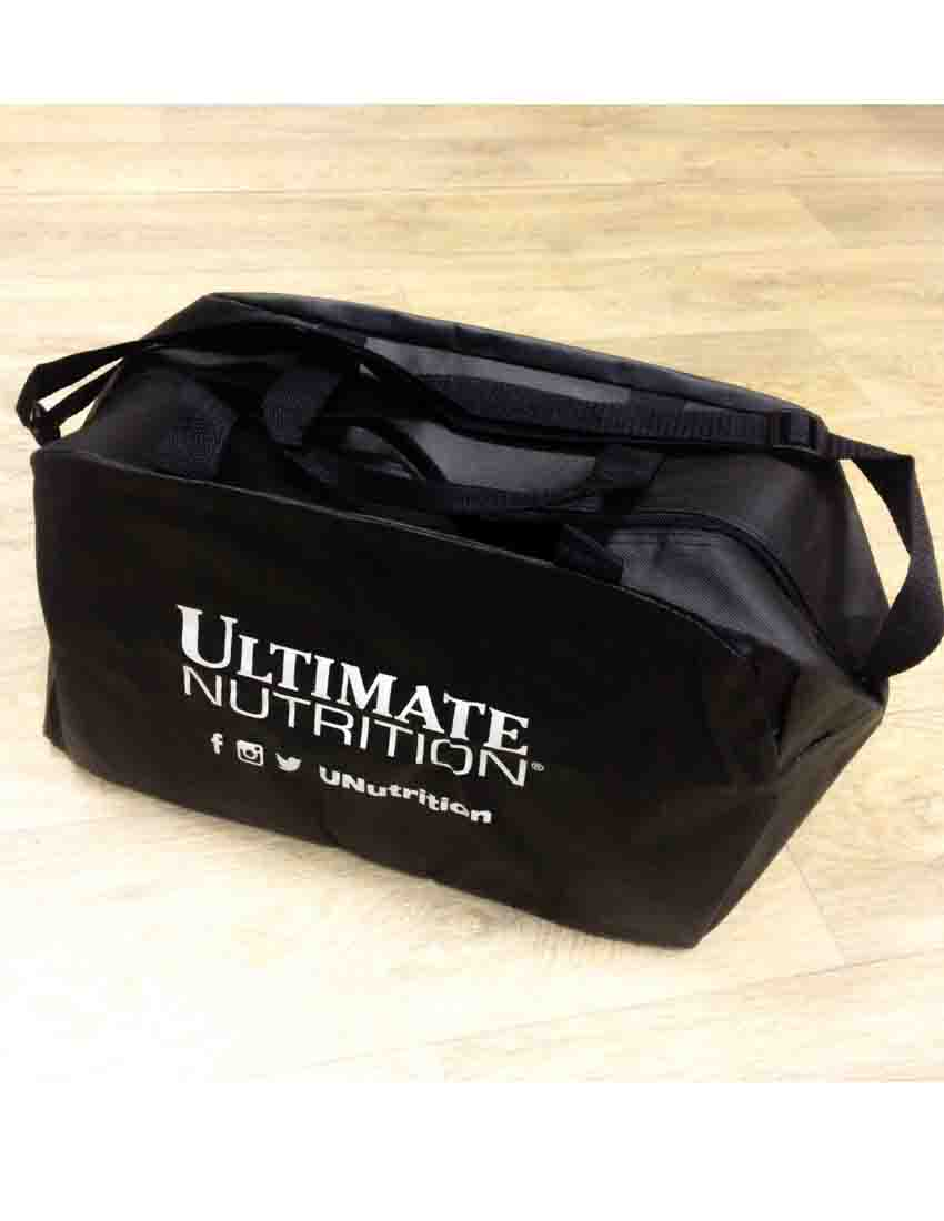 575dc89df420 Сумки для фитнеса Спортивная сумка Ultimate Nutrition Gym Bag Ultimate  Nutrition