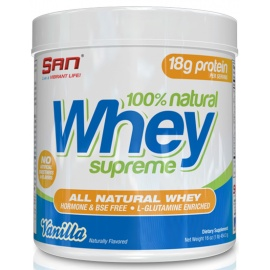 100% Natural Whey Supreme SAN