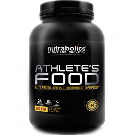 Nutrobolics Athlete`s Food