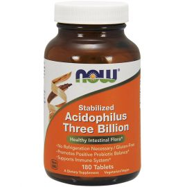 NOW Acidophilus Three Billion