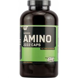 Superior Amino 2222 Caps от Optimum