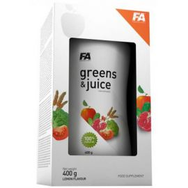 Greens and Juice от Fitness Authority